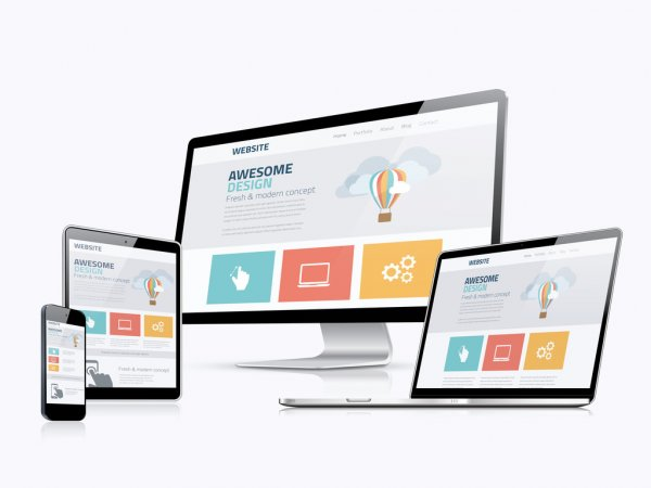 webntech - responsive website design